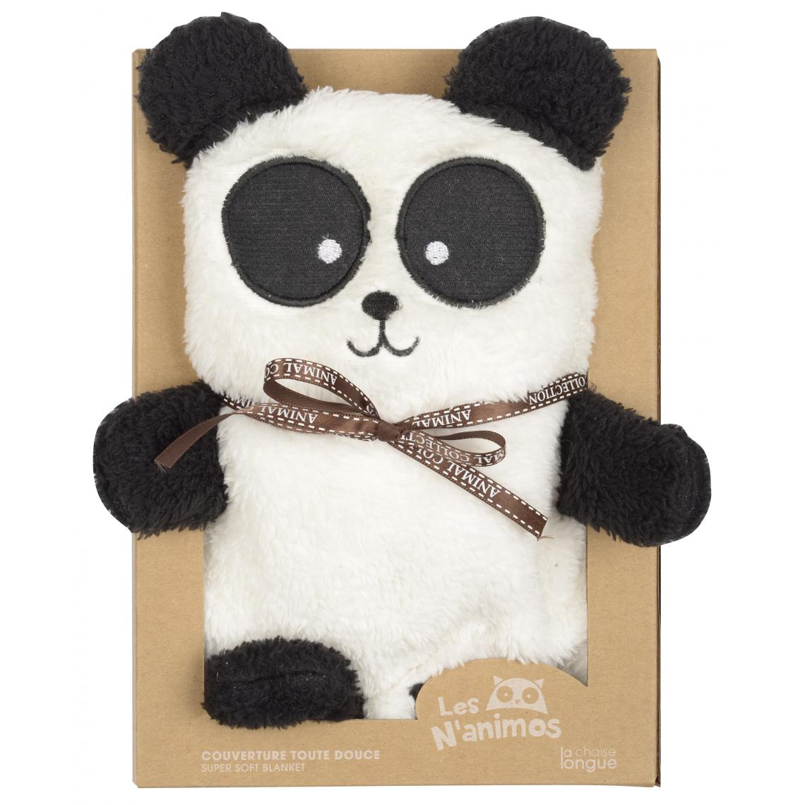 Couverture Panda TOUDOU tROT0