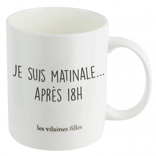 La Chaise Longue - Mug Matinale SORRY - Arts de la table