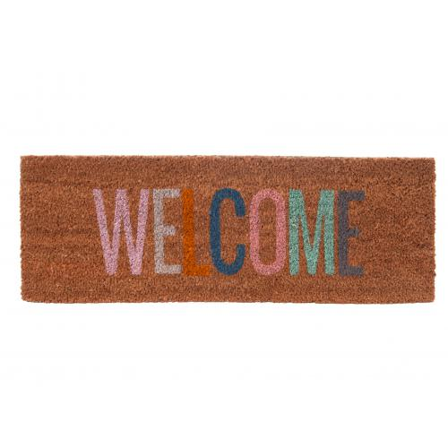 3S. x Home - Paillasson Fibres Coco Welcome MINYA - Tapis