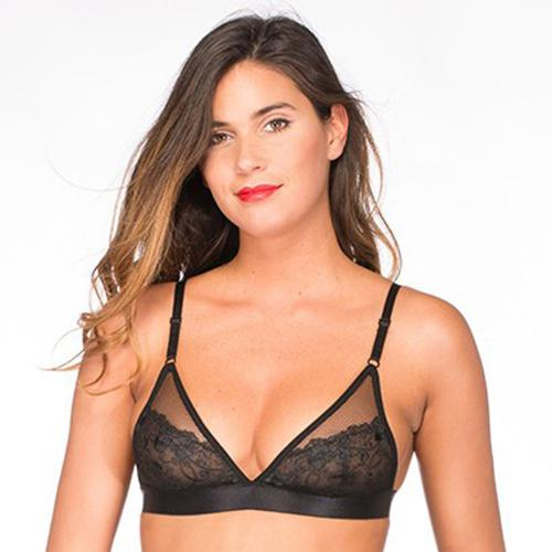 Iconic - Soutien-gorge triangle - Promotions