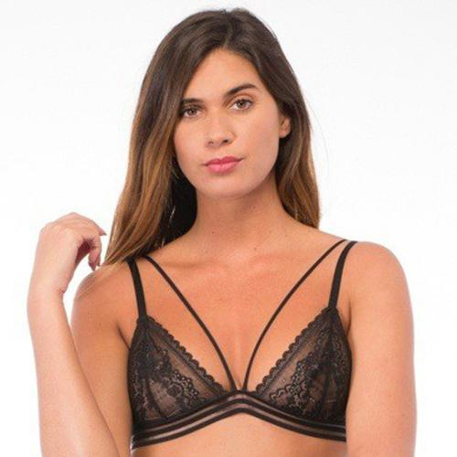 Midnight Lingerie - Soutien-gorge triangle - Promotions