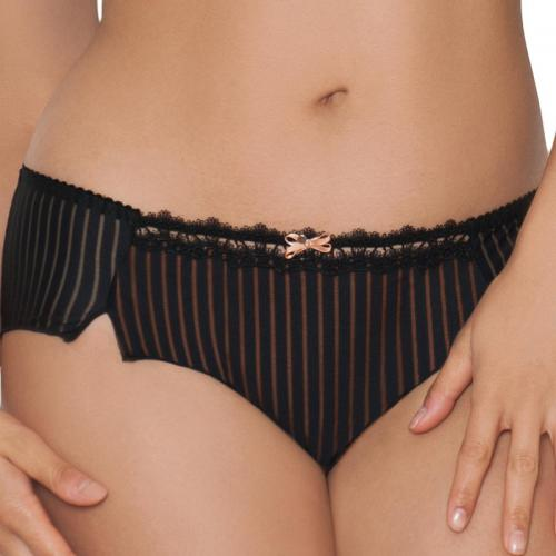 Shorty Curvy Kate Showgirl RITZY noir/cuivre Curvy Kate
