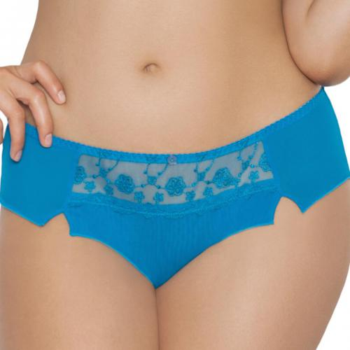 Curvy Kate - Shorty Curvy Kate FLORENCE pacific blue - La lingerie