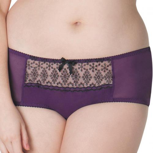 Curvy Kate - Shorty Curvy Kate ATOMIC plum - Lingerie femme