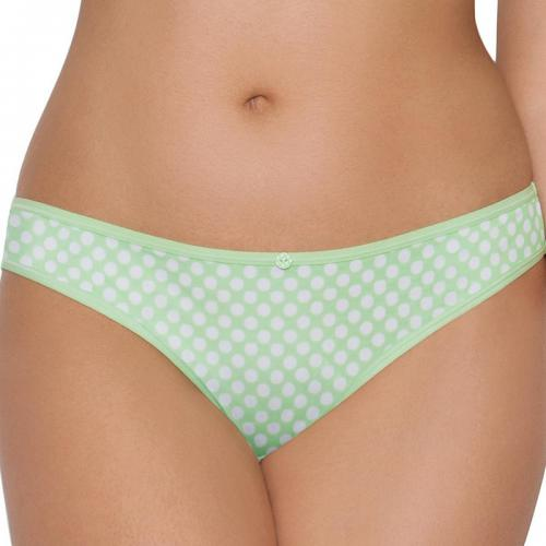 Curvy Kate - Slip brésilien Curvy Kate DAILY DREAM apple dot - Tangas, strings
