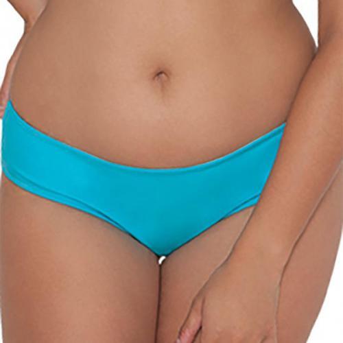 8975401618 Curvy Kate Maillot - Slip de bain réversible Curvy Kate PEACHY PAIRS  indigo/aqua -