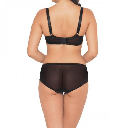 Shorty Curvy Kate Showgirl TRIXIE noir/aubergine Curvy Kate Curvy Kate
