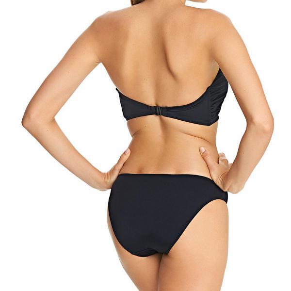 Freya Sagittaire Bikini Court Pantalon 3891 Nouveau haut maillot de bain noir