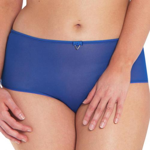 Curvy Kate - Shorty Curvy Kate VICTORY electric blue - Lingerie femme