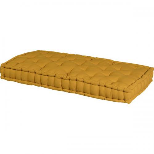3S. x Home - Coussin Palette Jaune Curry - Coussins