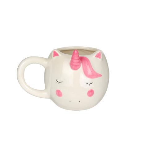 3S. x Home - Mug Licorne Corne 3d 40cl - Arts de la table