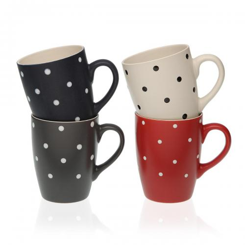 3S. x Home - Mugs Assorti Pois - La Cuisine
