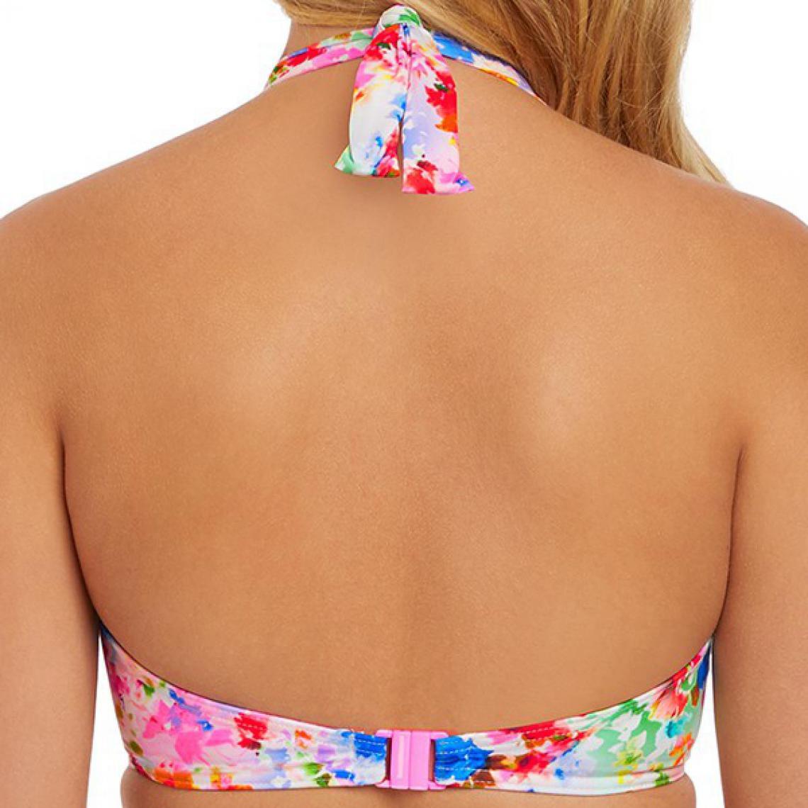 e090d5afcd Haut de maillot de bain tour de cou à armatures Freya ENDELESS SUMMER  confetti-Freya Maillots