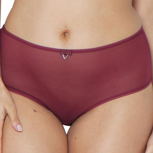 Curvy Kate - Shorty Curvy Kate VICTORY wine - La lingerie