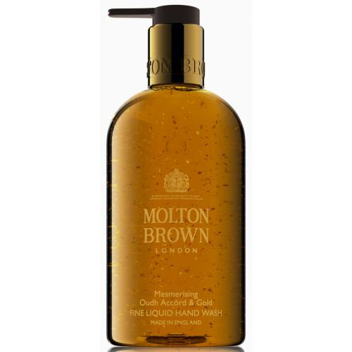 Molton Brown - Nettoyant pour les mains oudh accord & gold - 300ml - Soins corps