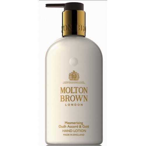 Molton Brown - Lotion pour les mains oudh accord & gold - 300ml - Beauté