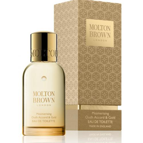Molton Brown - Eau de toilette oudh accord & gold - 100ml - Beauté