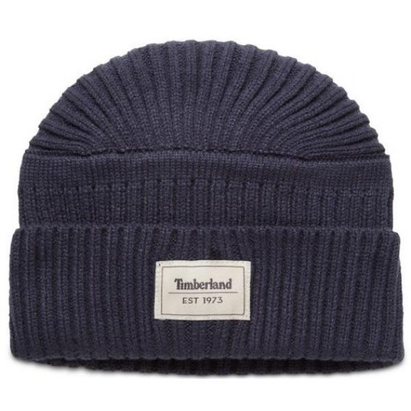 BONNET RIB AVEC PATCH-Timberland Timberland Les essentiels Homme