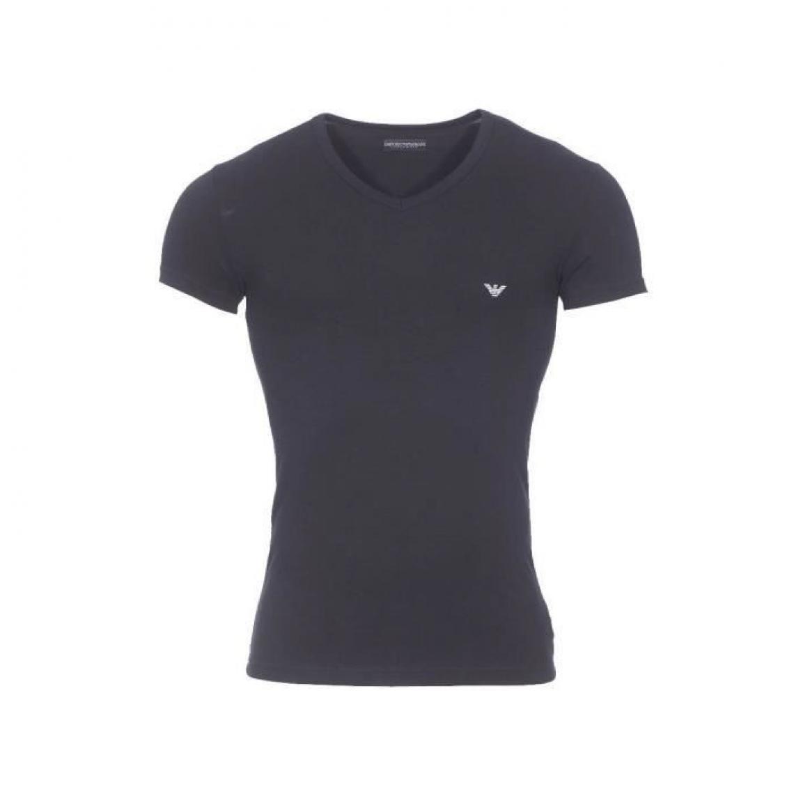 Suisses Shirt Emporio T Eagle Armani Stretch Coton Underwear3 rsQthd