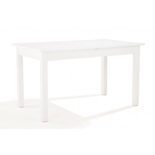 3S. x Home - Table Extensible Blanc MINO - Table salle à manger