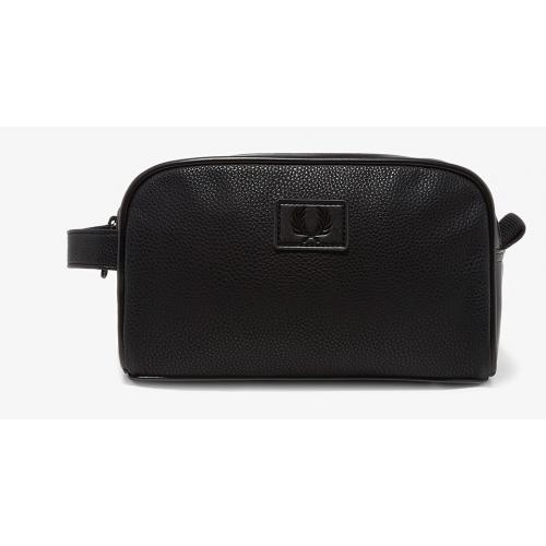 Fred Perry - TROUSSE DE TOILETTE TUMBLED - Trousse de toilette