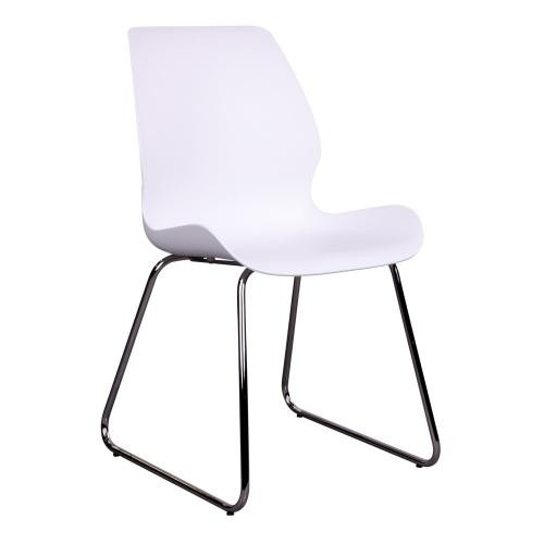 House Nordic - Chaise Design Blanche HANNE - Chaise