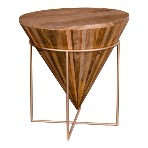 3S. x Home - Table Basse en Bois Design MARINA - Table basse