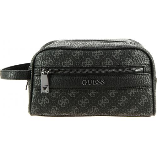 Guess - CITY LOGO TROUSSE - Trousse de toilette