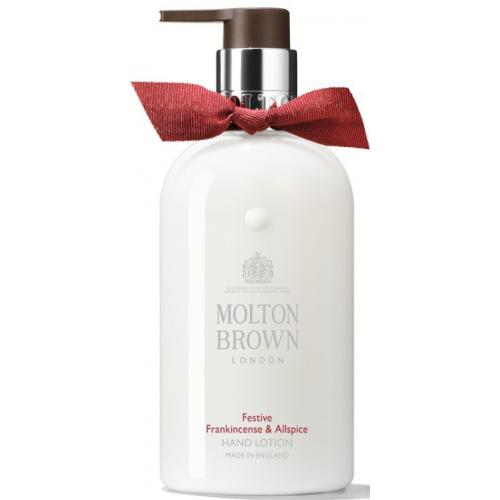 Molton Brown - Lotion pour les mains Festive Frankincense & All Spice 300ML - Beauté