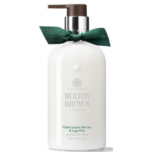 Molton Brown - FABLED JUNIPER BERRIES & LAPP PINE lotion pour les mains 300ML - Soins corps