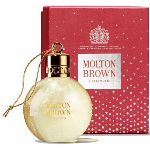 Molton Brown - Boule de gel douche Vintage with Elderflower 75 ml - Soins corps