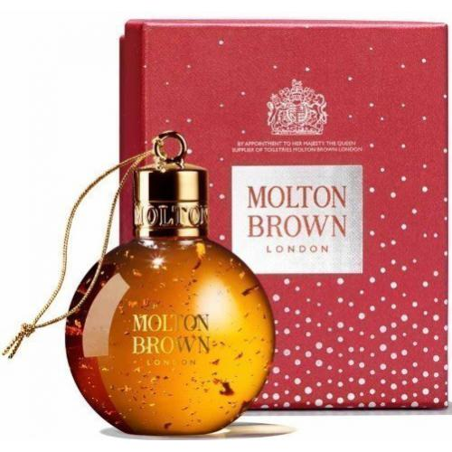 Molton Brown - Boule de gel douche Mesmerising oudh accord & gold 78 ml - Soins corps