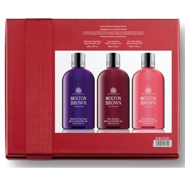 Soins corps Molton Brown