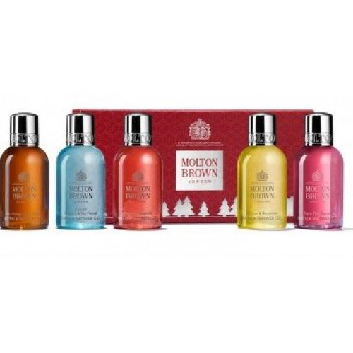 Molton Brown - THE CLASSICS SEASONAL COLLECTION (X5 50ML BW'S) - Soins homme
