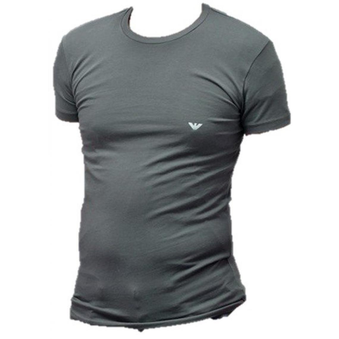 T-shirt col V - 3 suisses - Modalova