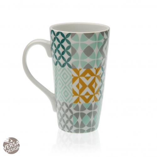3S. x Home - Mug Imprimé Multicolore PRADO - Arts de la table