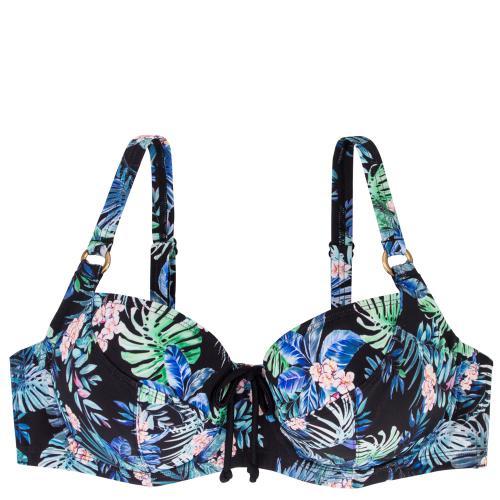 ff255411d6 Dorina Maillots - Haut de maillot de bain à armatures multicolore - Maillot  de bain