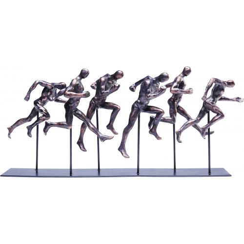 KARE DESIGN - Statue Runners TAHARA - Objets déco
