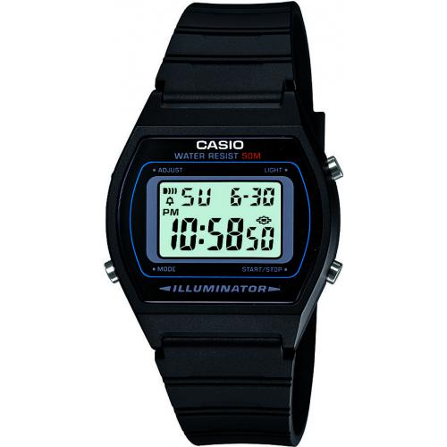 Casio - Montre Casio Collection Retro W-202-1AVEF - Homme - Montre & bijou