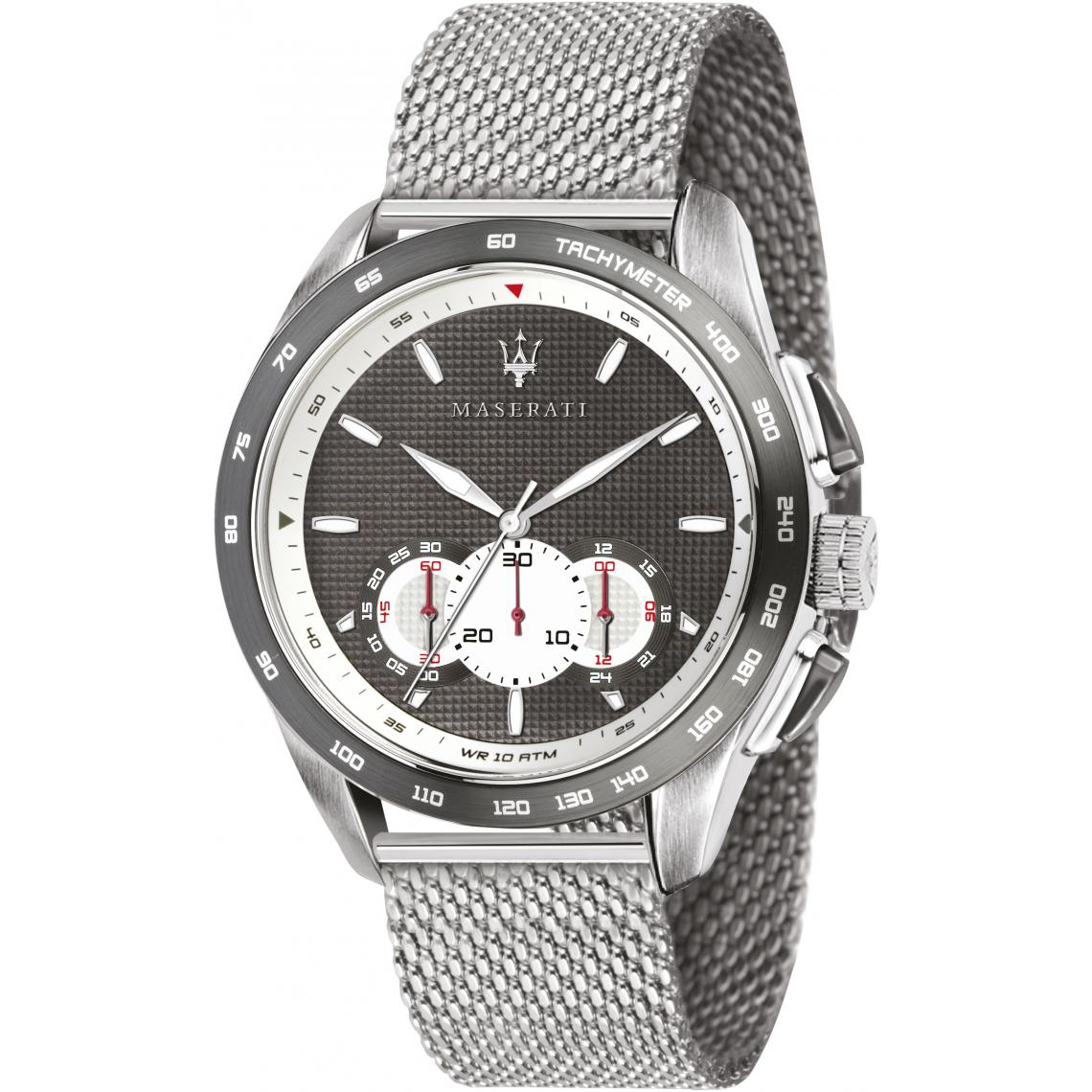 Montre Maserati TRAGUARDO - Montre Chronographe AcierMaserati - R8873612008 - Modalova