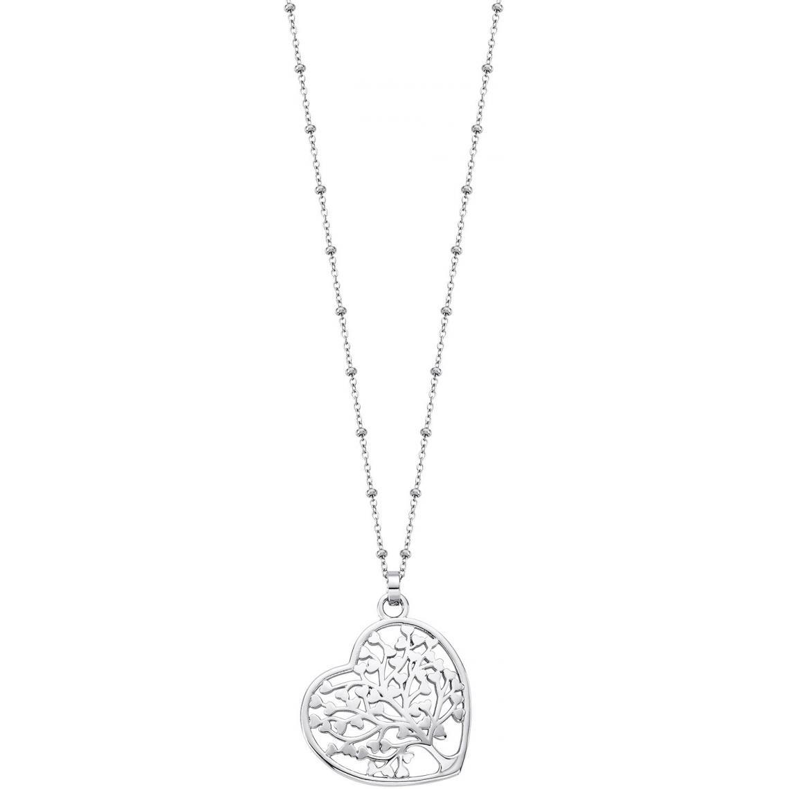 Promo : Collier et pendentif Lotus Silver TREE OF LIFE LP1832-1-1 - Collier et pendentif TREE OF LIFE ArgentLotus Silver