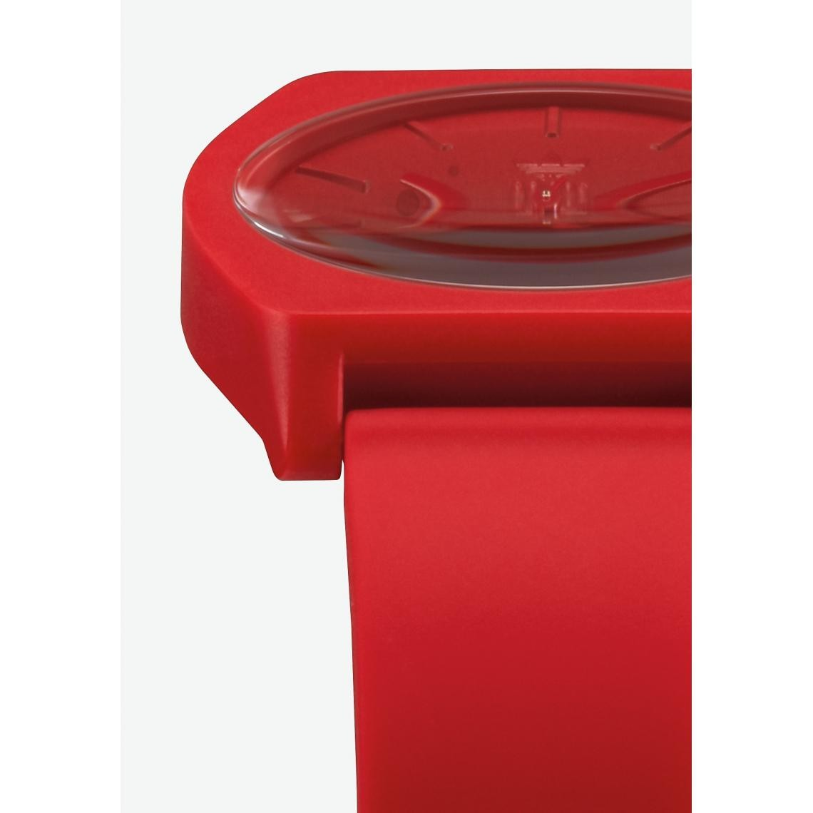 Montre 191 Originals Rouge Silicone Z10 00 Adidas EWHID29