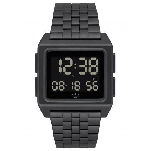 Montre Adidas Originals Z01 001 00 Montre Acier Noir Adidas Originals Montres Adidas Watches