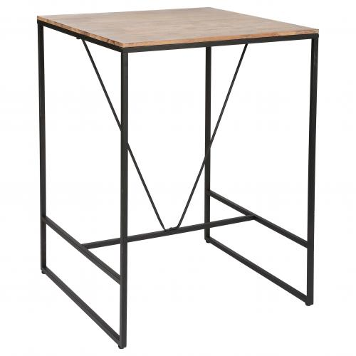 3S. x Home - Table EDENA Diner Bar 80X80 - Table