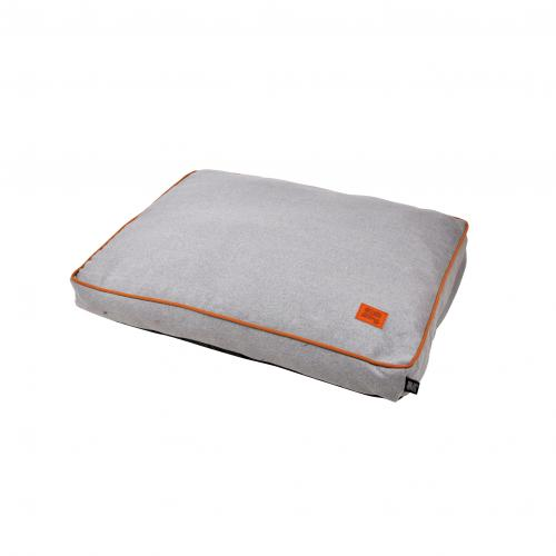 3S. x Home - Coussin Rectangle Feutrine Gris - Meuble & Déco