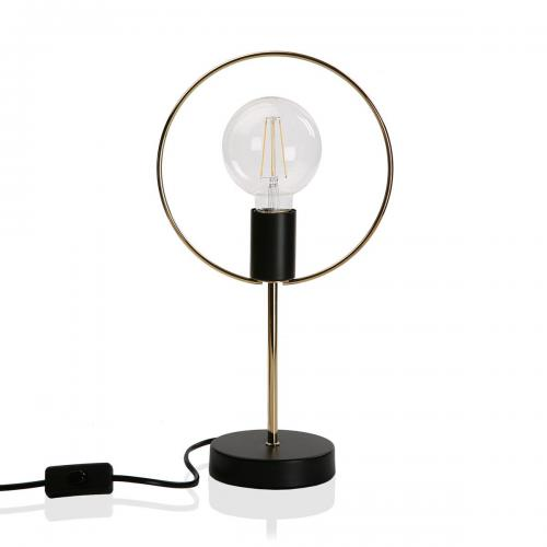 3S. x Home - Lampe De Table GINA 44cm - Promo Luminaire