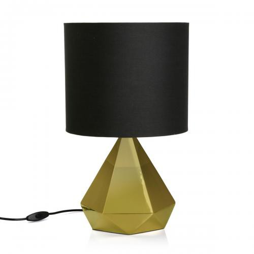 3S. x Home - Lampe Noire GIANEE - Luminaire