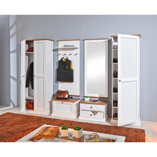 3S. x Home - Vestiaire WESTERAND - Armoire