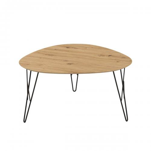 3S. x Home - Table Basse TAMPA Métal - Table basse