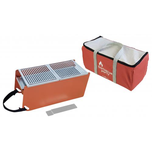 Cookut - Barbecue Nomade Terracotta WILLY - Barbecue et Plancha